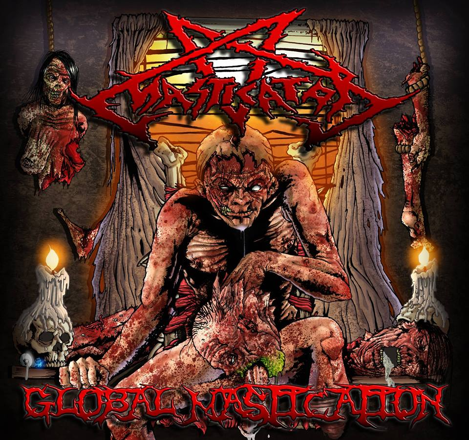 Masticator cover album